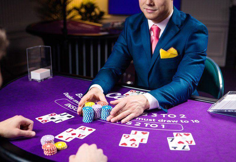 Casumo Live Casino Norge