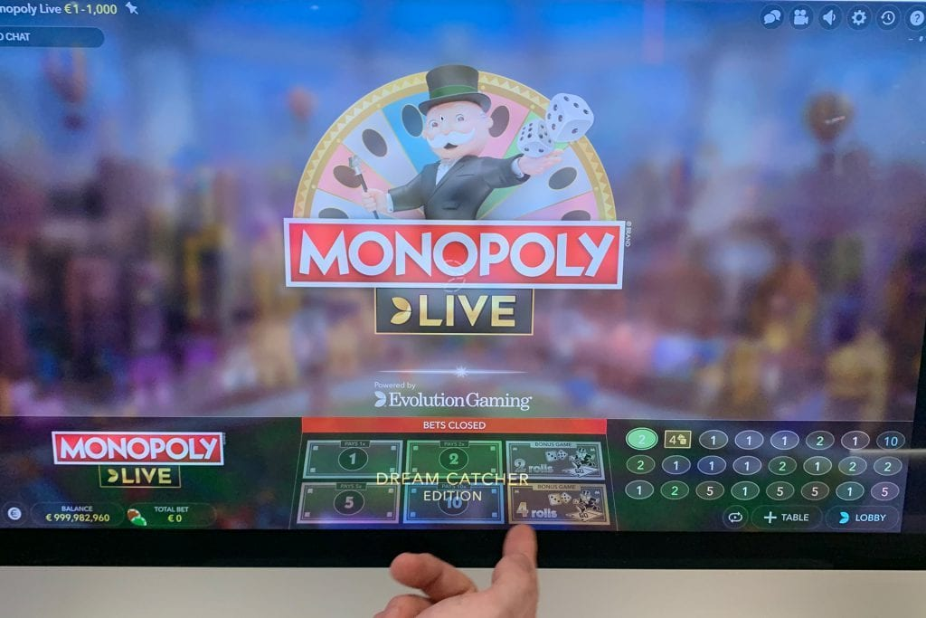 Monopoly live Norge
