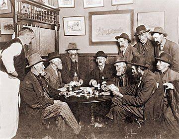 Texas Holdem Historie