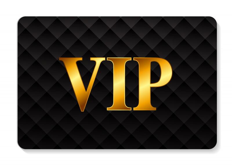 VIP på casino