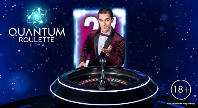 Quantum Live Roulette